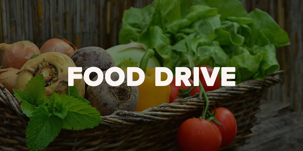 Food drive at the ReStore!