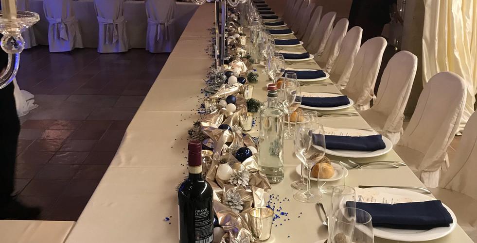 Il grande tavolo imperiale