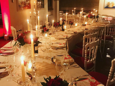 Un tavolo imperiale insolito