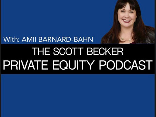The Scott Becker Private Equity Podcast: Interview