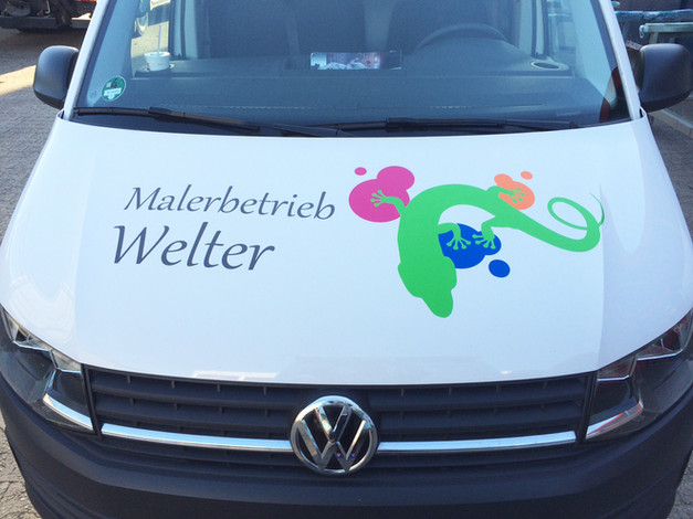 Malerbetrieb Welter
