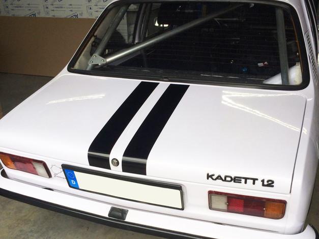 Opel Kadett - Privatfahrzeug