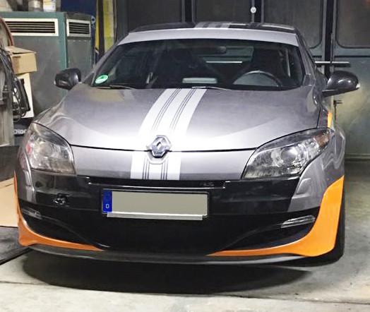 Renault - Privatfahrzeug