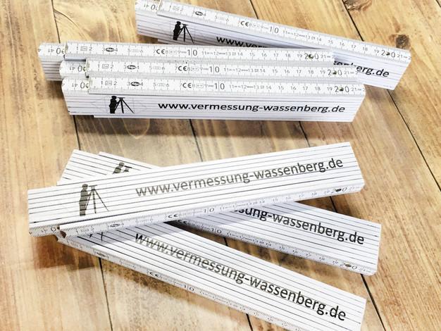 Vermessungsbüro TILLMANNS & SIEBERICHS GbR - Zollstöcke