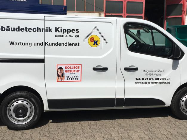 Gebäudetechnik Kippes