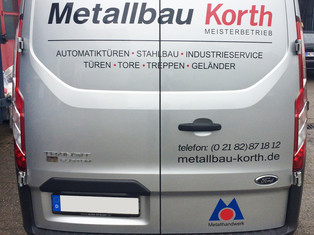 Metallbau Korth