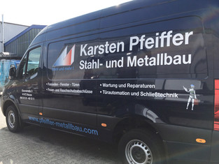 Pfeiffer Stahl- und Metallbau