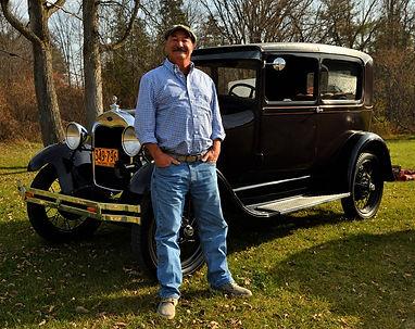 Dave's car club 07-11-20 Calabogie a Dav