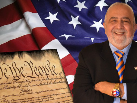 """""""Passionate Patriotism is in the Air at the 27th Congressional District of California, USA"""""""