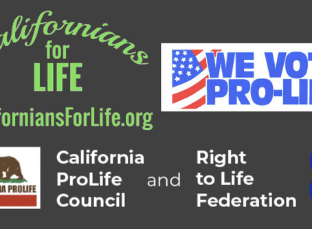 OFFICIALLY ENDORSED: PRO LIFE!