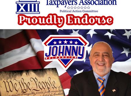 KEY ENDORSEMENT: Howard Jarvis Taxpayers Association