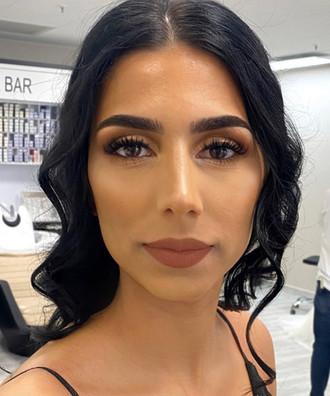 Soft Glam Abendmakeup Makeup Artist