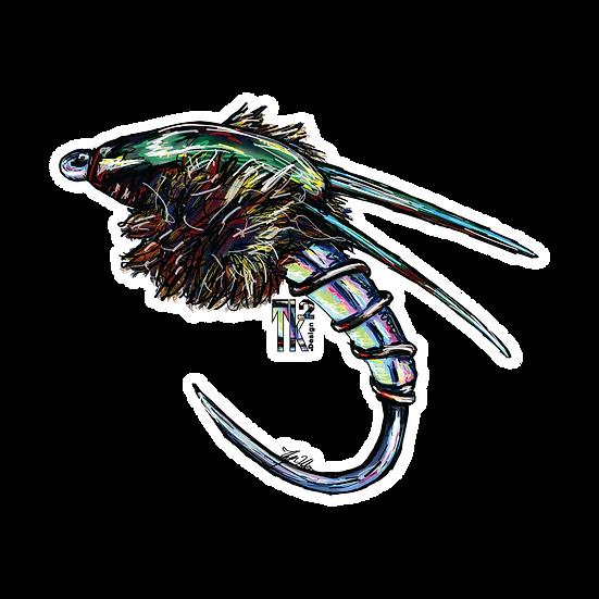 Lightning Bug Sticker