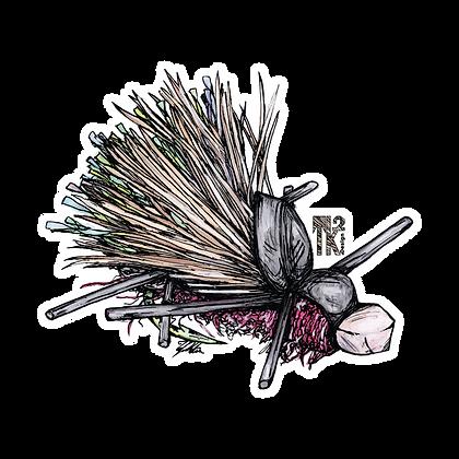 Amy's Ant Sticker