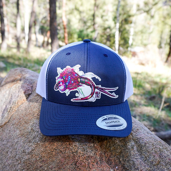 Rainbow Warrior Hat