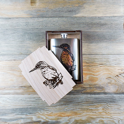 King Fisher Flask