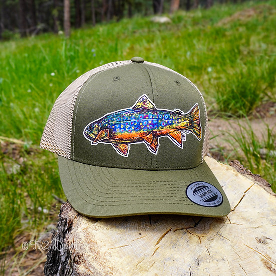 Brook Trout Hat