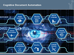 Cognitive Document Automation (CDA) Solution Provider