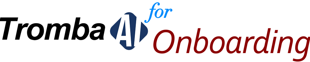 TrombaAI for Onboarding automation intelligence cloud solution