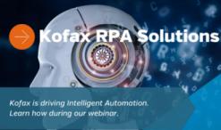 Kofax RPA Solutions