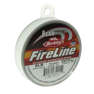 Fireline Crystal 8lb .007 in/.17 mm dia, 50 yrds