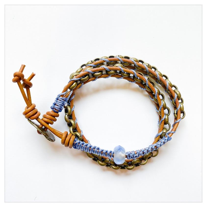 Double Triple Threat Bracelet (In House)