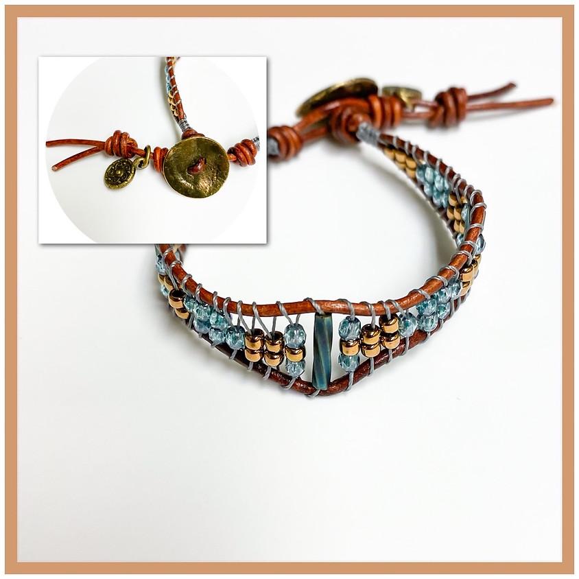 Hourglass Bracelet (Zoom)