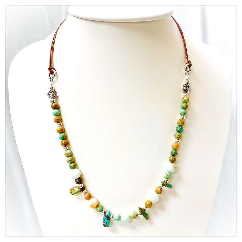 The Emergence Necklace (In House)