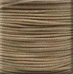 Beach Cord/ Peanut/ 1mm, 1.5mm