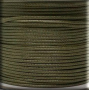 Beach Cord/ Olive Drab/ 1mm, 1.5mm