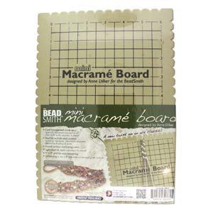 Mini Macrame Board