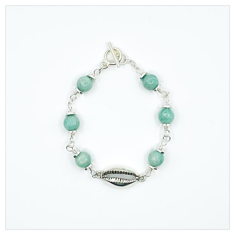 Down By The Seaside Bracelet (In House)