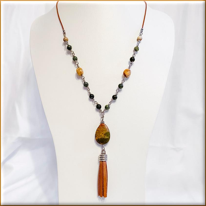 Rare Earth Necklace