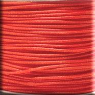 Beach Cord/ Tangerine/ 1mm, 1.5mm