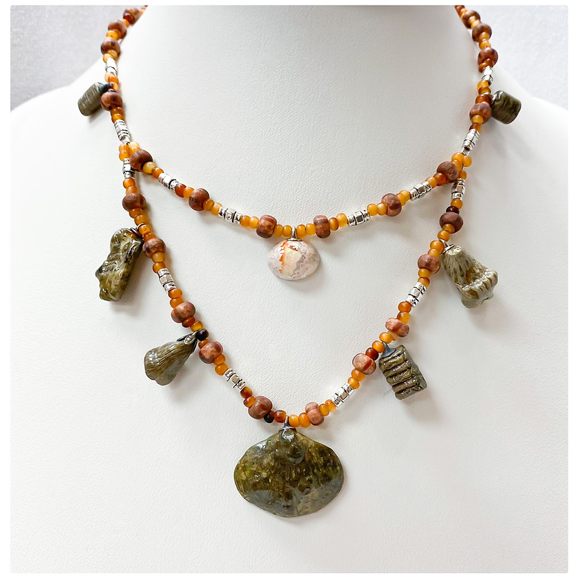 Millions of Years Young Necklace (Zoom)