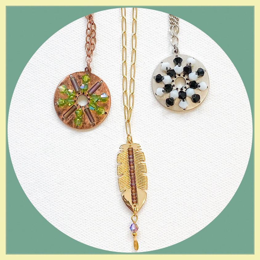 Center Line Charm In store Demo
