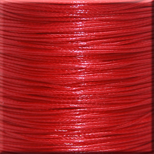 Beach Cord/ Cranberry/ 1mm, 1.5mm