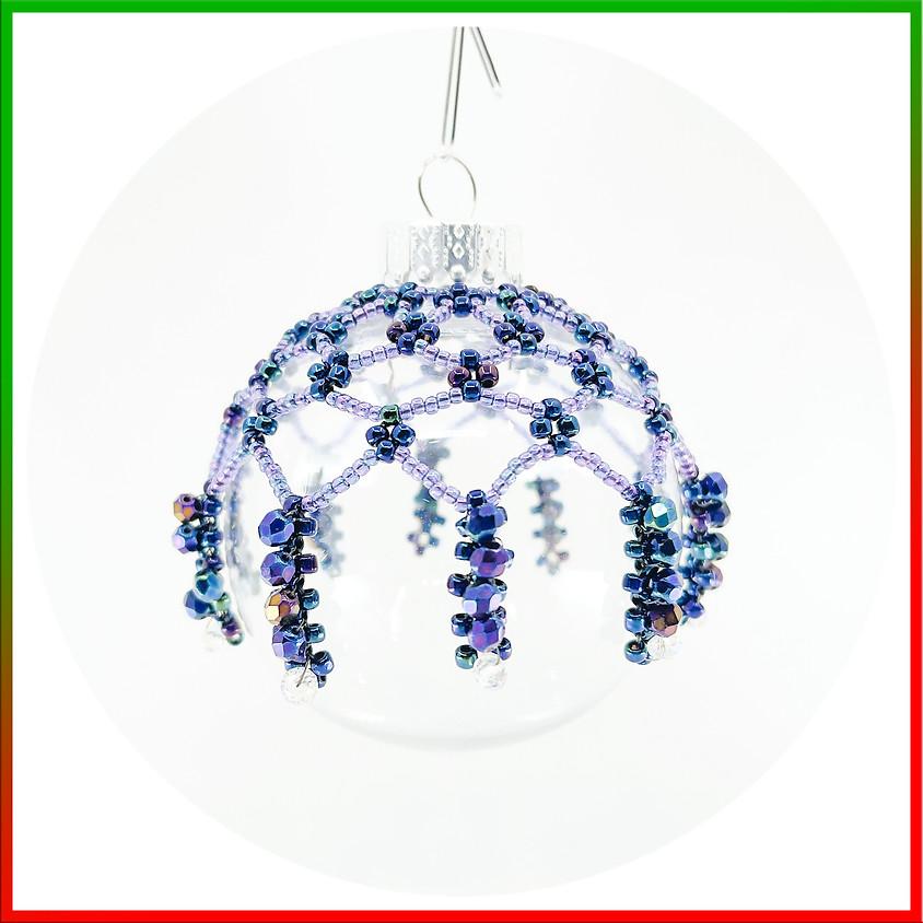 Beaded Ornament Topper