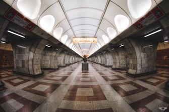 👼🚇   Anděl Station  🚇👼