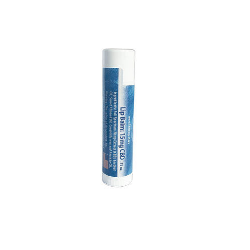Lip Balm 15mg CBD - .15oz