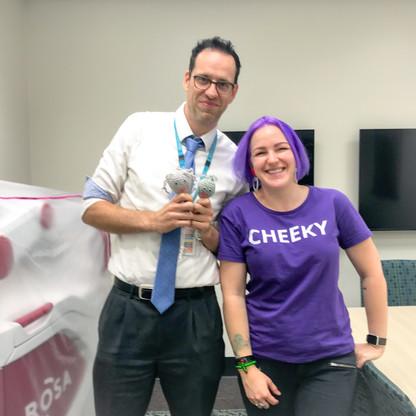 We chatted to Dr Sasha Dionisio