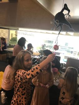 Axon terminals to dendrites at Queensland Museum