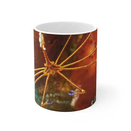 Yellowline Arrow Crab Mug 11oz