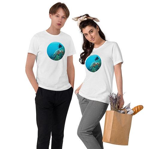 BEST DIVE EVER - Unisex Organic Cotton T-Shirt
