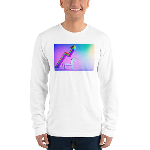 Going to Uni - Long sleeve t-shirt (made in US)