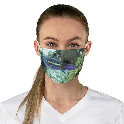 Squid Fabric Face Mask