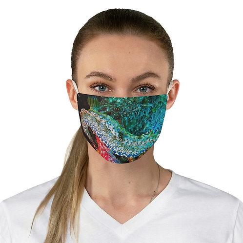 Nudibranch Fabric Face Mask