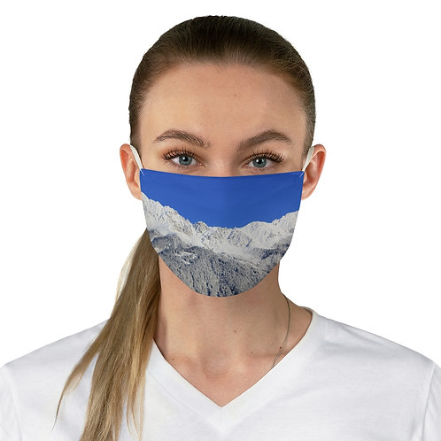 Nordkette Winter Fabric Face Mask
