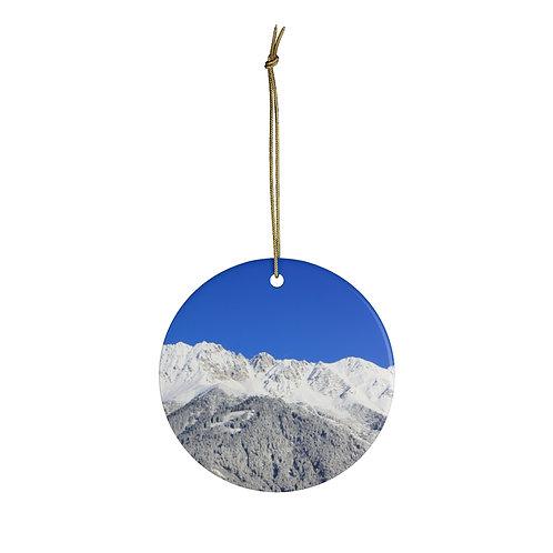 Nordkette, Innsbruck - Ceramic Ornaments