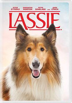Que raza es Lassie